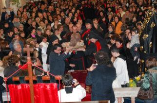 Giovedì Santo – Deposizione di Cristo