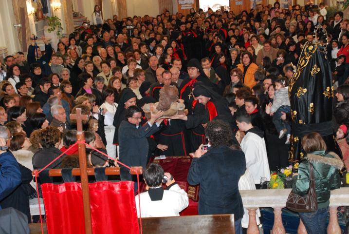 Giovedì Santo - Deposizione di Cristo (55)