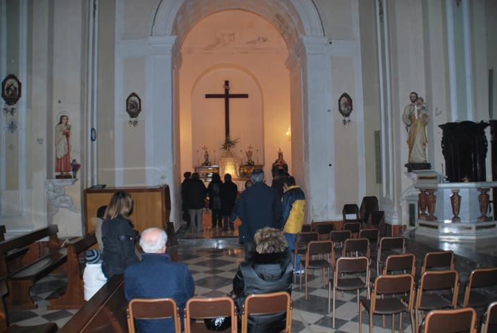 Giovedì Santo - Visita ai Sepolcri (3)