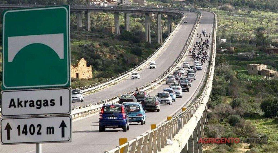 Agrigento: Riapre il viadotto Akragas II sulla strada statale 115Quater 'Sud Occidentale Sicula' ad Agrigento