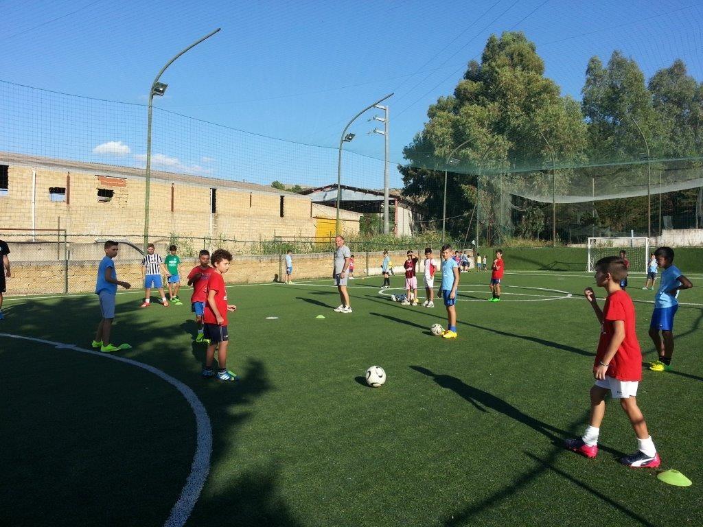 Aragona Calcio - SCUOLA CALCIO ARAGONA