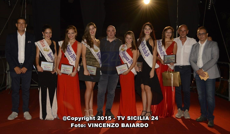 ARAGONA: Grande successo per il concorso Miss Bellezza Autunno 2015