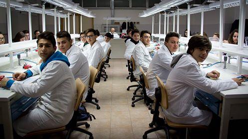 Lunedi  27 febbraio inizio stage di marketing aziendale e comunicazione per 28 alunni del  Luigi Sturzo di Caltanissetta a Ragusa