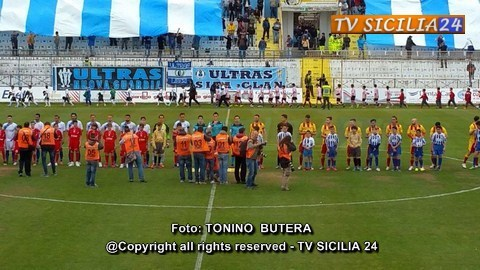 07-05-2016 - Akragas vs Benevento (1)