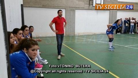 23-05-2016 - Volley - Santa Elisabetta vs Ribera