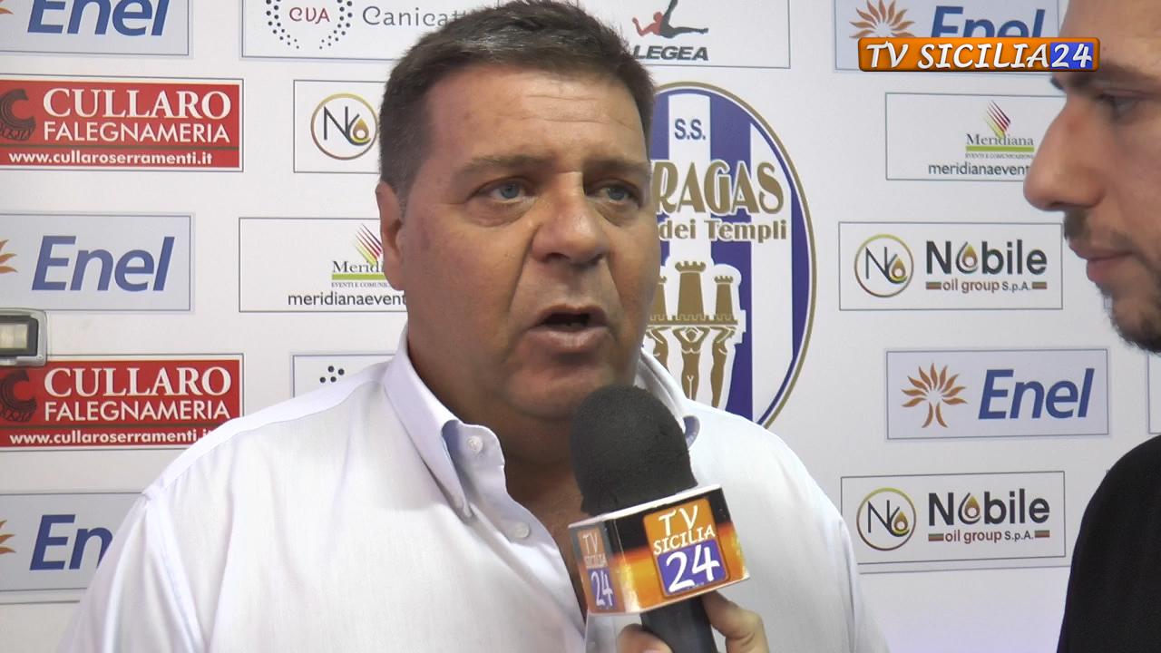 Akragas: Il presidente Silvio Alessi scrive ai tifosi biancoazzurri