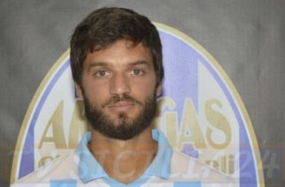 Akragas, infortunio alla spalla per Bruno Pezzella