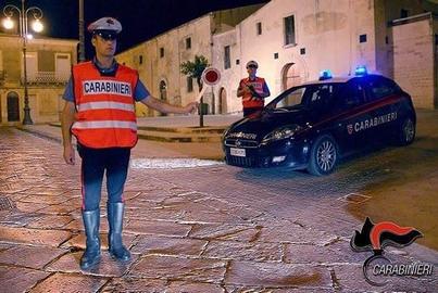 Licata:Guida senza patente il ciclomotore privo di copertura assicurativa e aggredisce i Carabinieri. In manette 19enne avellinese.