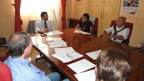 Sciacca: Interventi di Protezione civile per oltre 3 milioni di euro  Richiesta di finanziamento del sindaco Valenti alla Regione