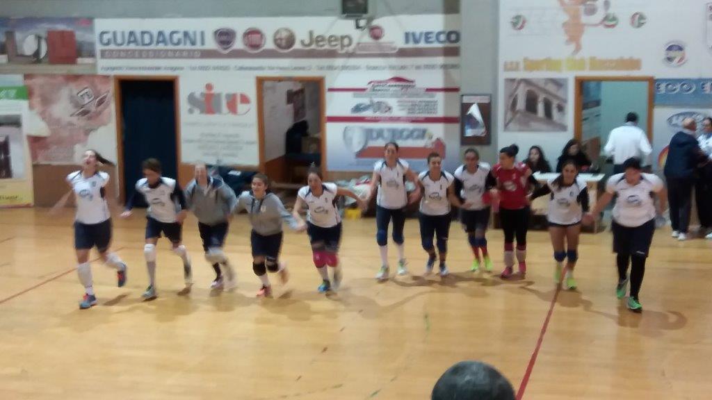 Coppa Sicilia di Pallavolo (serie C) la Rio Bum Bum Aragona supera al tie break la Elimos Trapani e va ai quarti di finale.