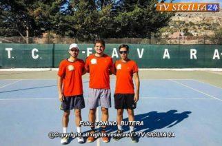 Il Tennis Club Favara promosso in serie C