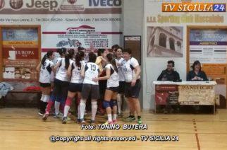 Pallavolo femminile serie C. La Rio Aragona supera per 3 a 0 il Natì Volley Canicattì. Derby bello e combattuto con giocate d'alta classe. Superbe le prestazioni di Gotte, Romeo, Scalia e Cusumano