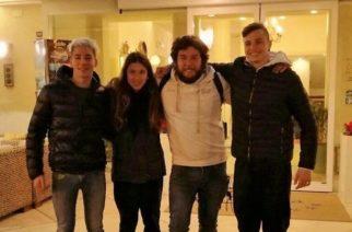 """Nuoto. La Eidos fa un figurone ai campionati """"Criteria Nazionali Giovanili di Riccione 2017""""."""