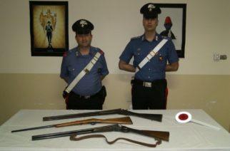 Naro: Controlli dei Carabinieri. Denunciate 2 persone.