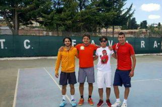 Il Tennis Club Favara promosso al campionato D1.