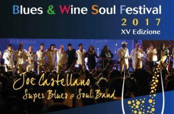 Aragona: il 29 Luglio, il Blues & Wine Soul Festival