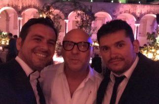 Palermo: Il gruppo musicale Sicily Swing nell' evento della moda Dolce & Gabbana