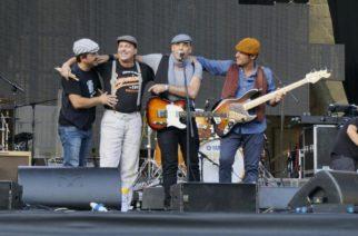 "I 091BLUEs ""sicilian blues"" in Tour tra la Calabria e la Basilicata."