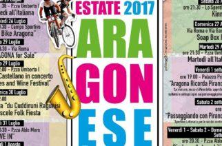 Aragona: Cartellone Estivo di Eventi