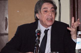 Carlo Freccero con l'Università di Messina al Teatro Antico di Taormina
