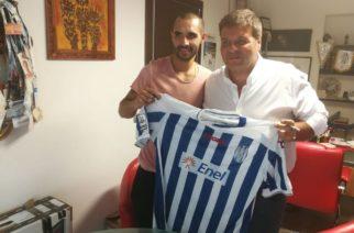 Akragas, ingaggiato il centrocampista Vicente