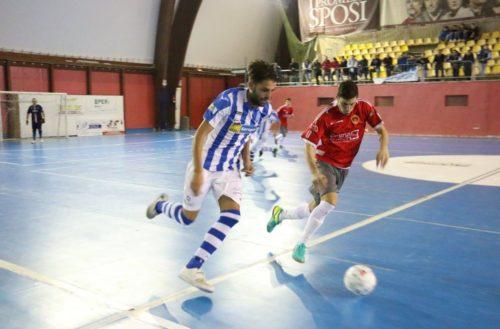 Big match per l Akragas futsal