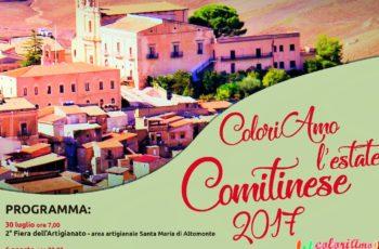 Comitini: Presentato il cartellone degli eventi estivi