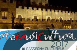 Programma ArteMusiCultura 2017 e XI Rassegna Culturale Castello Grifeo