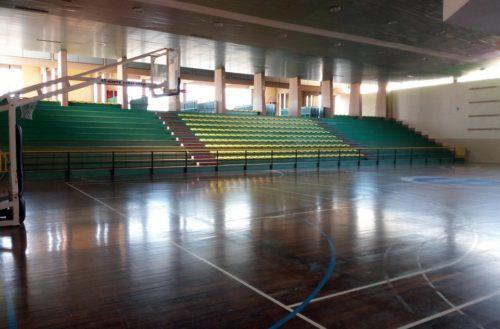 Prime attività sportive al palasport Nicosia