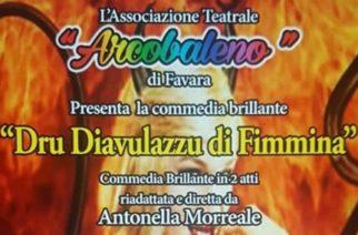 "Aragona: Sabato 23 Settembre, in scena ""Dru Diavulazzu di Fimmina"""