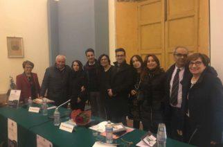 Aragona: Presentato il libro RIFLESSI D'ACQUA dell'artitsta Filippo Minacapilli.
