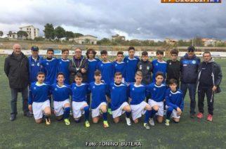 Torneo Brucato Giovanissimi. Gli allievi di Agrigento battono il Siracusa per 1 a 0