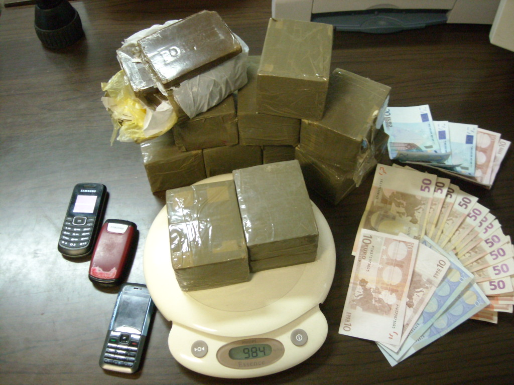 Arresti in provincia per droga for Arresti a poggiomarino per droga