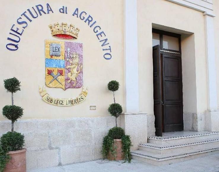 Agrigento e provincia: Attività Anticrimine della Polizia di Stato del 20 Aprile 2018