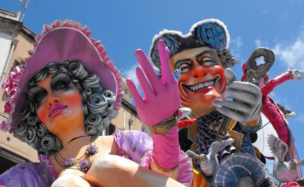 Sciacca: Carnevali d'Italia, fondo da 2 milioni all'anno per il 2018, 2019, 2020
