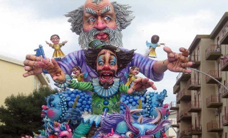 """""""Sciacca vola!""""Promozione in aeroporto della città e del suo Carnevale"""
