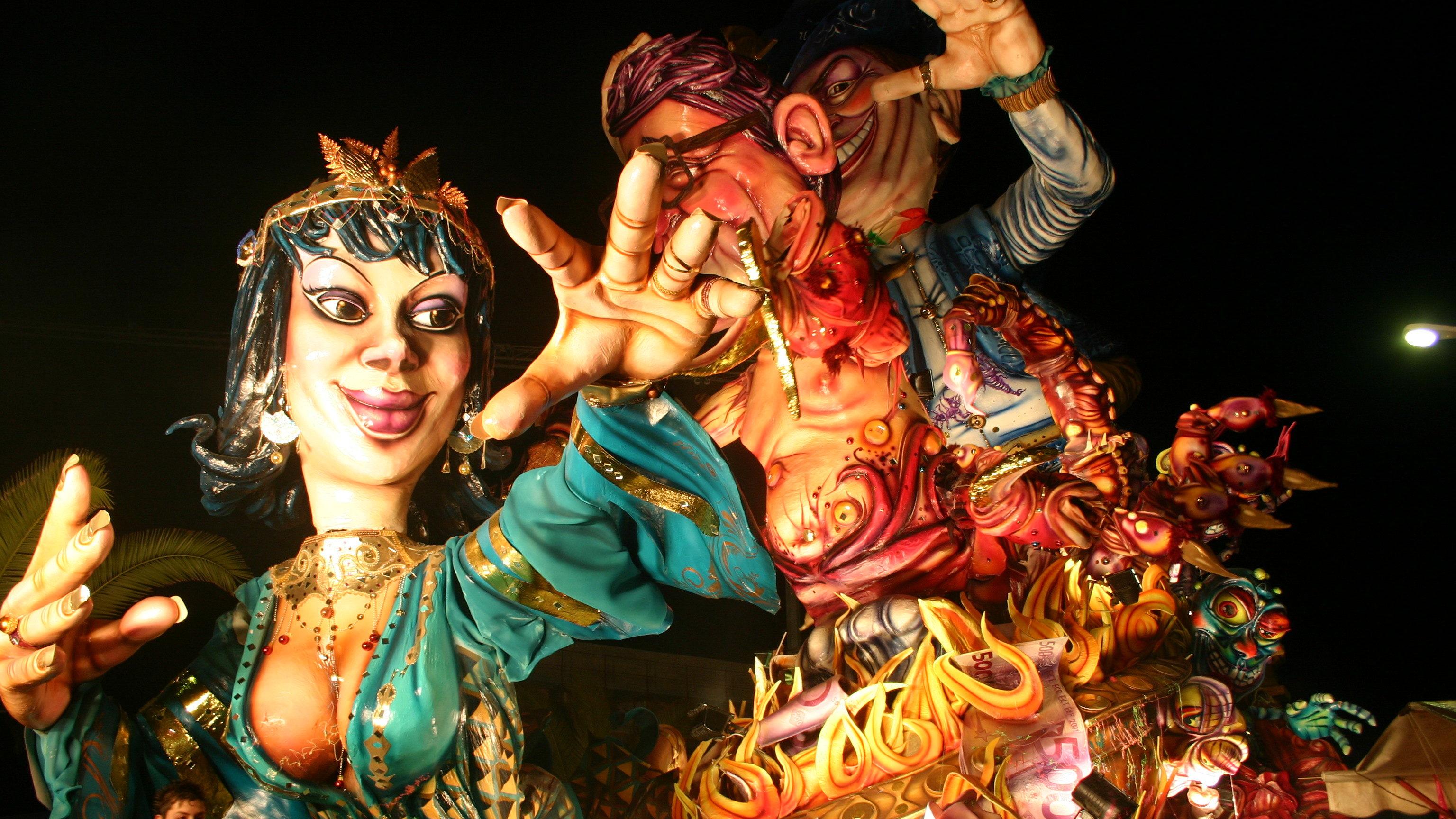 Riconoscimento per lo storico Carnevale di Sciacca  Bene inserito nel Registro delle Eredità Immateriali della Sicilia