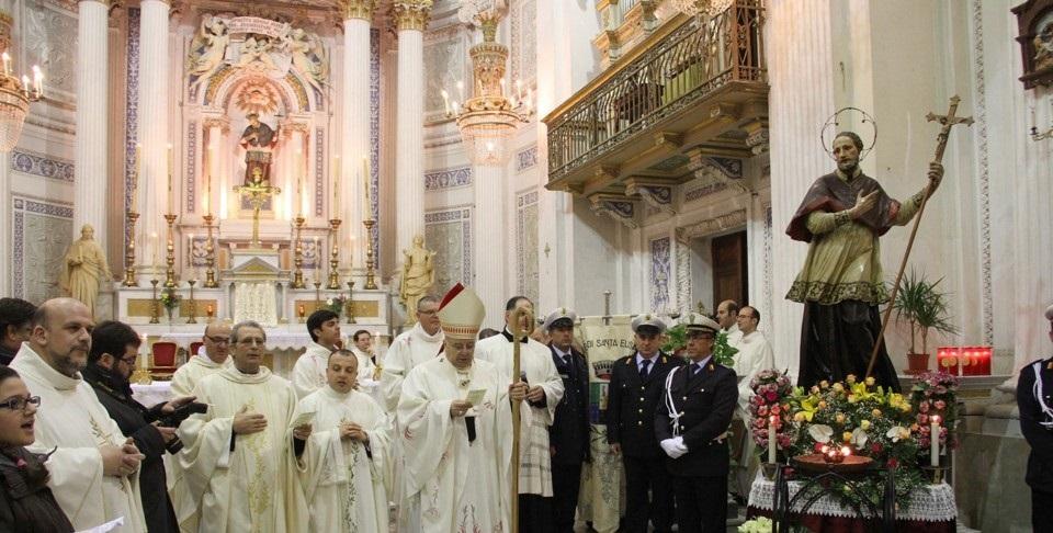Agrigento: La Festa Patronale cittadina di San Gerlando quest'anno posticipata al 26 febbraio