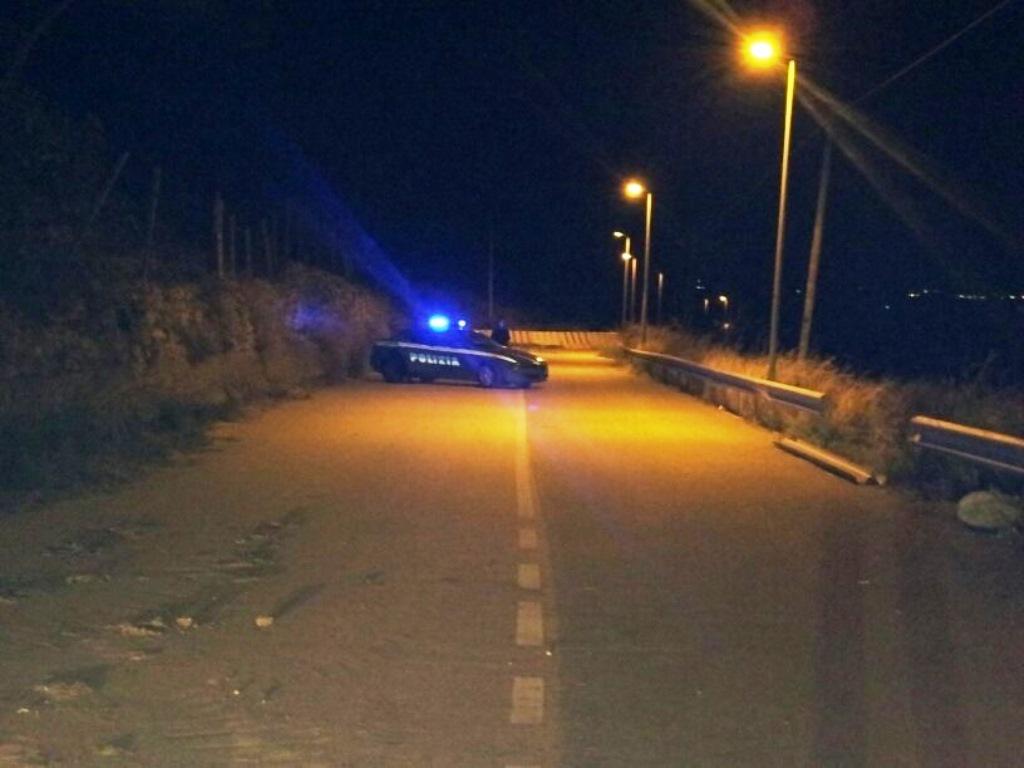 Palma di Montechiaro: Spara su un'autovetura arrestato dalla Polizia di Stato