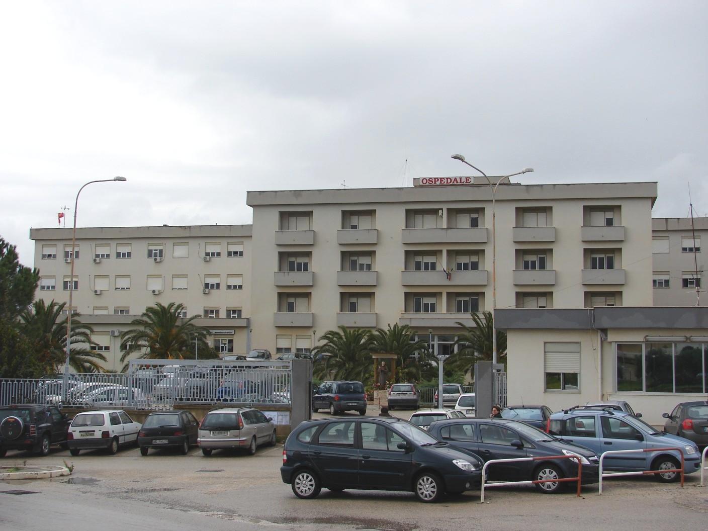 L'Ospedale di Ribera in stato di abbandono