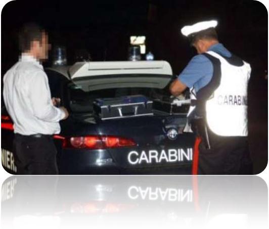 AGRIGENTO: Uomo segnalato alla Procura della Repubblica per guida in stato di ebbrezza.