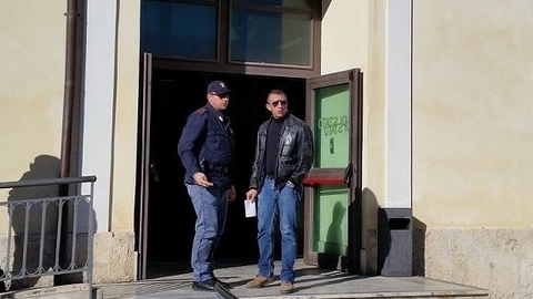 Agrigento: fermati dalla Polizia di Stato i responsabili  dell'incendio dell'HOTSPOT di Lampedusa.