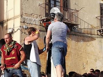 Festeggiamenti in onore di san Calogero. Ordinanza sindacale a tutela della sicurezza urbana e della pubblica incolumità