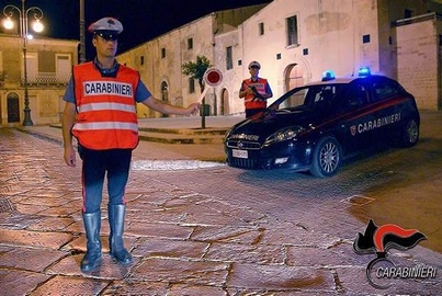 Raffica di controlli a Canicattì e dintorni.Quattro arresti per reati contro il patrimonio