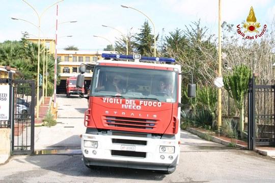 Uil Pa Vigili del Fuoco Agrigento, chiede al sindaco di Lampedusa di far partire i lavori istituire il distaccamento volontario dei vigili del fuoco per l'isola di Linosa.
