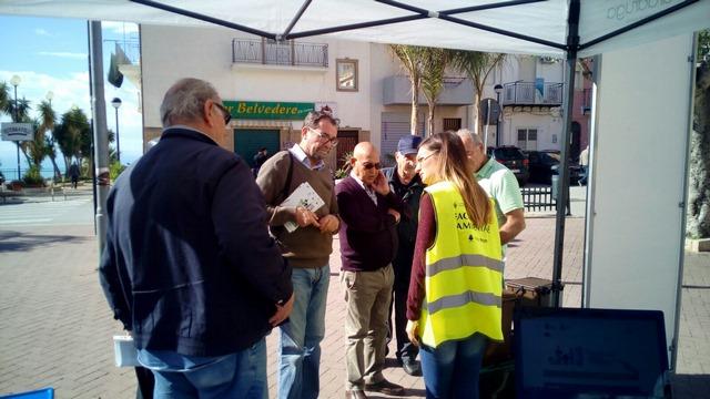 """Raccolta differenziata ad Agrigento: Iniziata stamattina la consegna dei kit per il """"porta a porta"""" a Giardina Gallotti e Montaperto"""