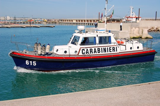 Raffica di controlli sull'isola di Lampedusa. Due denunce ed un arresto per reati contro il patrimonio