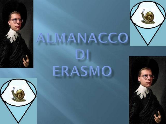 Almanacco di Erasmo