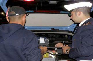 Quattro denunciati per guida in stato di ebbrezza alcolica