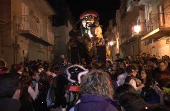 Evento promozionale del Carnevale di Sciacca  Si presenta l'edizione estiva e si anticipa quella del 2019